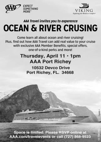 OCEAN & RIVER CRUSING