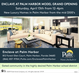 Enclave At Palm Harbor