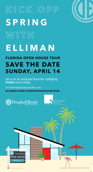 KICK OFF SPRING WITH ELLIMAN