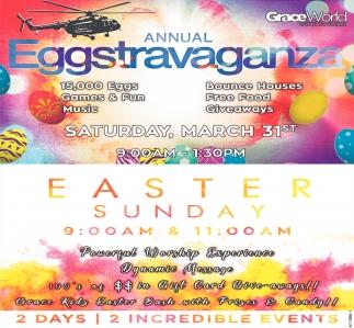 Annual Eggstavaganza