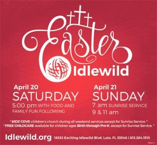 Easter Idlewild