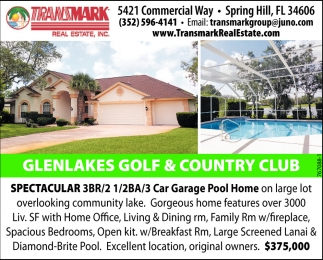 GLENLAKES GOLF & COUNTRY CLUB