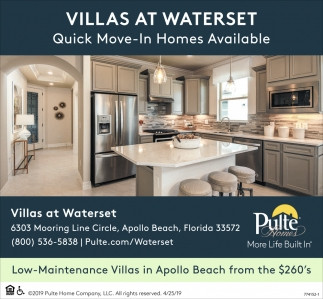 Villas At Waterset