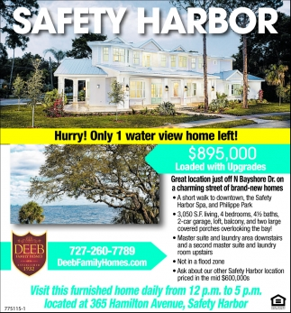 SAFETY HARBOR