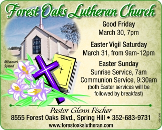 Fores Oaks Lutheran Church