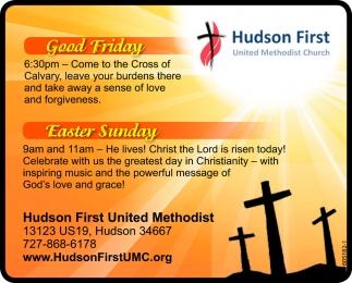 Hudson First