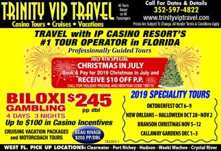 BILOXI GAMBLING $245