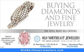 Buying Diamonds And Fine Jewelry