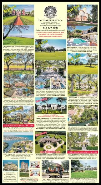 Golf View Place, Toni Everett, Tampa, FL