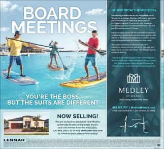 Beard Meetings