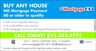BUY ANY HOUSE