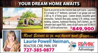 Your Dream Home Awaits