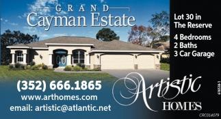 Grand Cayman Estate