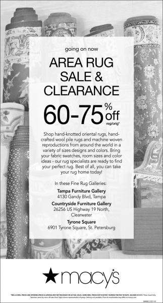 Area Rug Sale & Clearance