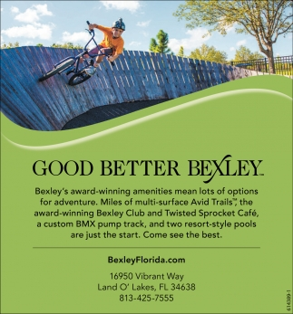 Good Better Bexley