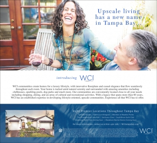 Upscale Living Has New Name In Tampa Bay