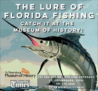 THE LURE OF FLORIDA FISHING