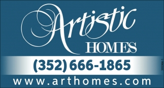 Artistic Homes