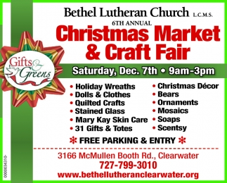 Christmas Market & Craft Fair