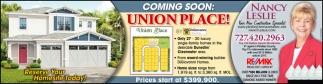 Union Place!