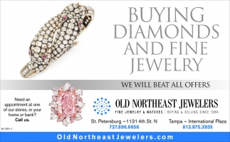 Buying Diamonds And Fine Jewelry