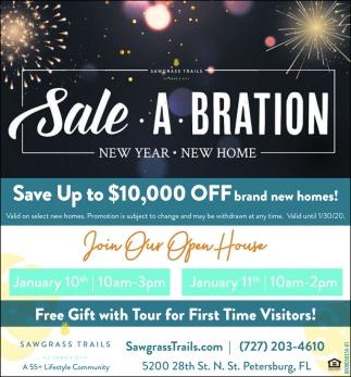 Sale A Bration
