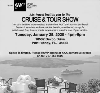 CRUISE & TOUR SHOW