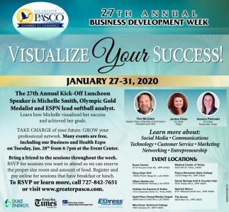 Visualize Your Success!