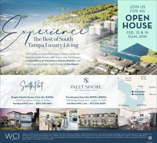 Experience The Best Of South Tampa Luxury Living