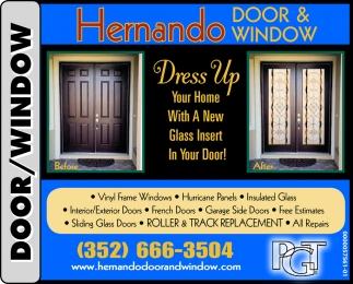 Hernando Door & Window Inc.