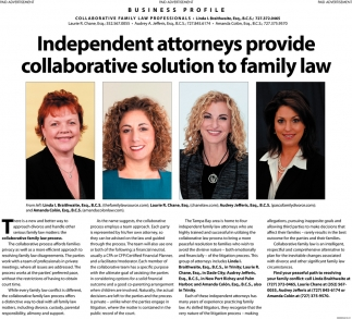 Solutions To Family Law