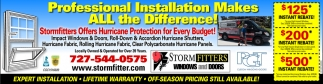 Professional Installation Makes All The Difference