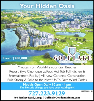Your Hidden Oasis