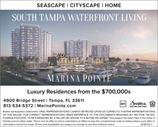 Luxury Residences From The $700,000s