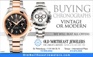 Buying Chronographs