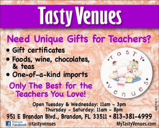 Only The Best For The Teachers You Love!