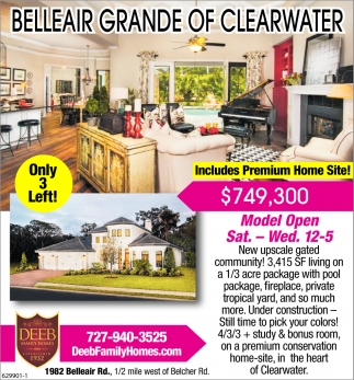 Belleair Grande Of Clearwater