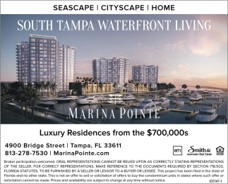 South Tampa Waterfront Living