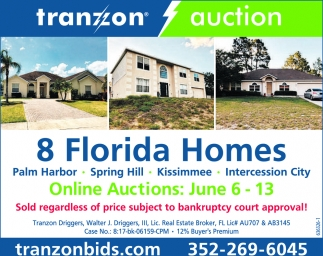 Tanzon Auction