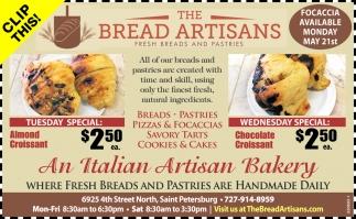 An Italian Artisan Bakery