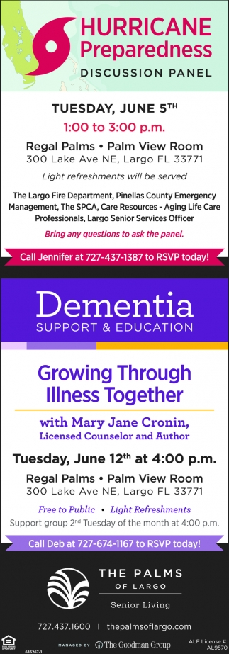Dementia Support & Education