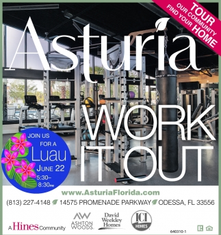 Asturia Work It Out